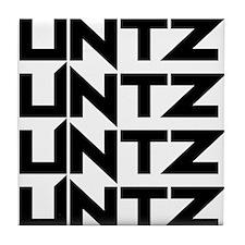 UNTZ Tile Coaster
