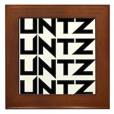 UNTZ Framed Tile