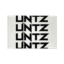 UNTZ Rectangle Magnet