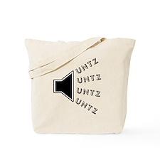 UNTZ Speaker Tote Bag
