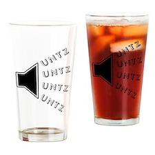 UNTZ Speaker Drinking Glass