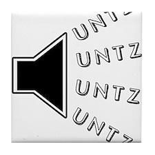 UNTZ Speaker Tile Coaster