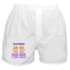 I'm A Grandpa (BGG:blk) Boxer Shorts