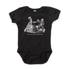 Aristocrats Getting Stabby Baby Bodysuit