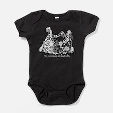 Aristocrats Getting Stabby Baby Bodysuit