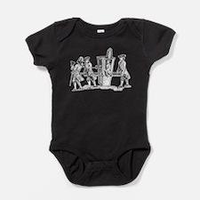 Wig Ride Baby Bodysuit