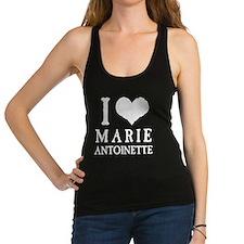 I Love Marie Antoinette Racerback Tank Top
