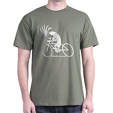 Kokopelli Road Cyclist T-Shirt
