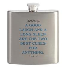 GOOD LAUGH - LONG SLEEP Flask