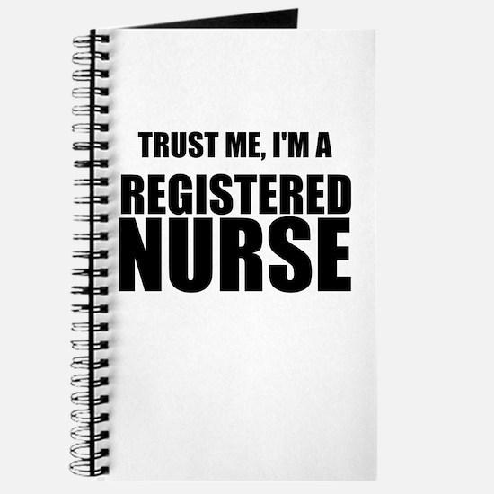 Trust Me, Im A Registered Nurse Journal