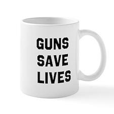 Guns Save Lives Mug