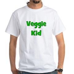 Veggie Kid - Green Shirt
