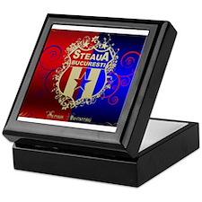 Steaua Bucharest Keepsake Box
