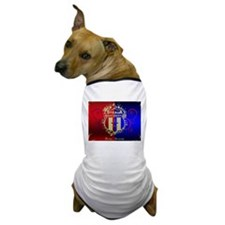Steaua Bucharest Dog T-Shirt
