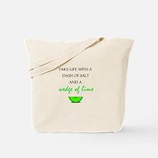 Salt and Lime Tote Bag