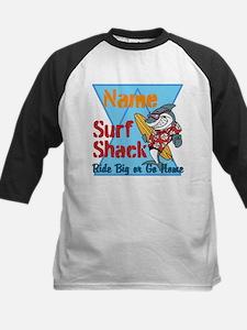 Custom surf shack Baseball Jersey
