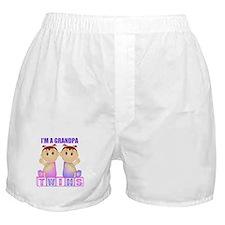 I'm A Grandpa (PGG:blk) Boxer Shorts