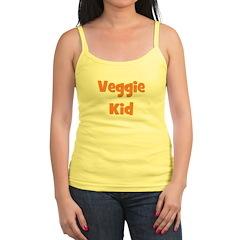 Veggie Kid Orange Jr.Spaghetti Strap