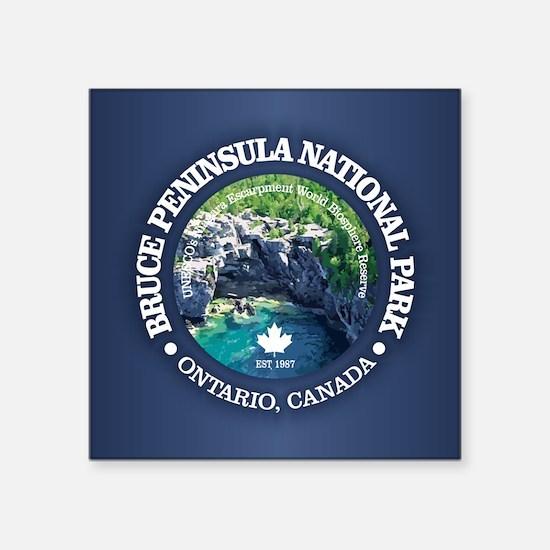 Bruce Peninsula National Park Sticker