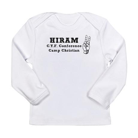 Hiram Long Sleeve Infant T-Shirt