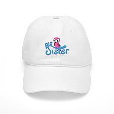 So Girly Owl Big Sister Cap