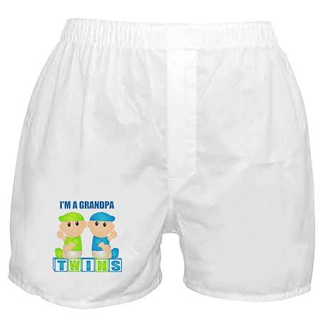 I'm A Grandpa (BBB:blk) Boxer Shorts