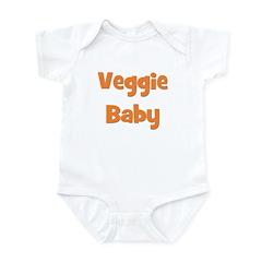 Veggie Baby Orange Infant Bodysuit