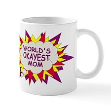 Cartoon mom Small Mugs