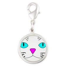 cat face Charms