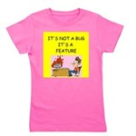 software engineer gifts Girl's Tee