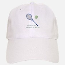Personalized Tennis Baseball Baseball Cap
