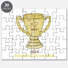 Personalized Trophy Puzzle