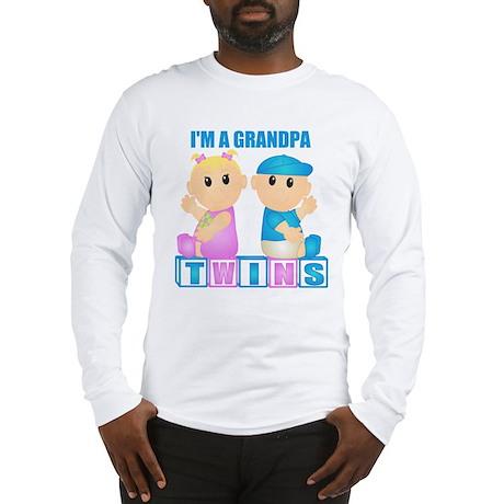 I'm A Grandpa (BBG:blk) Long Sleeve T-Shirt