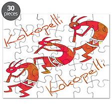Kokopelli Puzzle