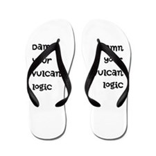 Damn your vulcan logic! Flip Flops