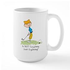 Missed Putt Mug