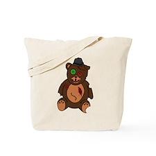 Dead bear Tote Bag
