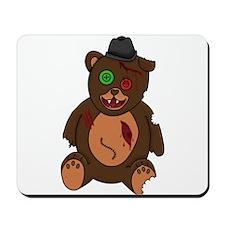 Dead bear Mousepad