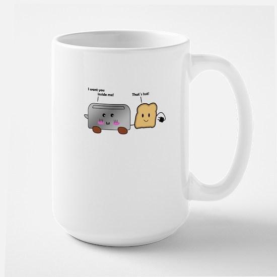 Toaster and Toast Mug