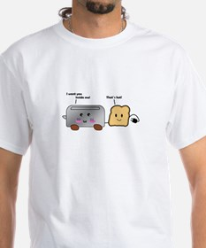 Toaster and Toast T-Shirt