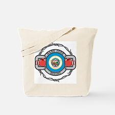 Minnesota Boxing Tote Bag
