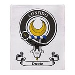 Badge - Durie Throw Blanket