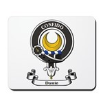 Badge - Durie Mousepad