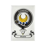Badge - Durie Rectangle Magnet