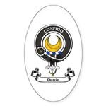 Badge - Durie Sticker (Oval 10 pk)