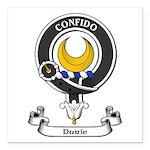 Badge - Durie Square Car Magnet 3