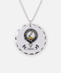 Badge - Dewar Necklace Circle Charm