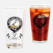 Badge - Dewar Drinking Glass