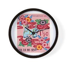 1970 Ryukyu Islands Zodiac Dog Postage Stamp Wall