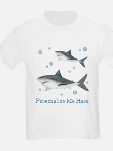 Personalized Shark T-Shirt
